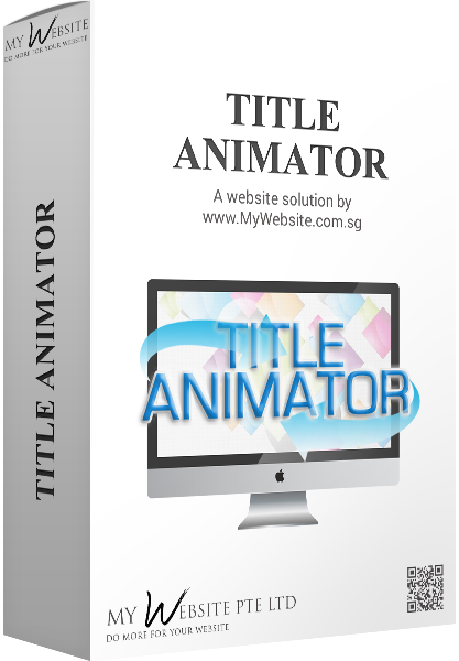 Page Title Animator