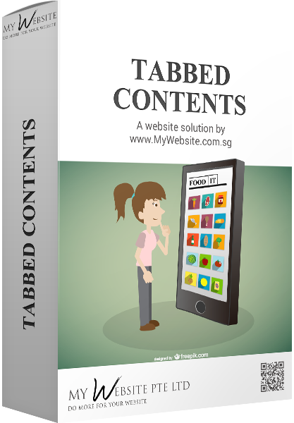 Tabbed Contents